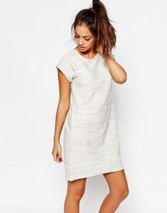 Трикотажное платье New Look - Серый