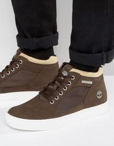 Ботинки Timberland Newmarket II - Коричневый