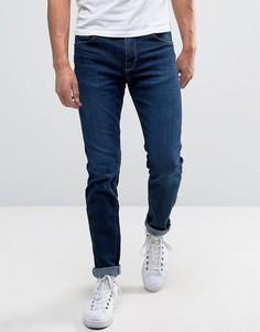 Стретчевые джинсы скинни Selected Homme - Синий