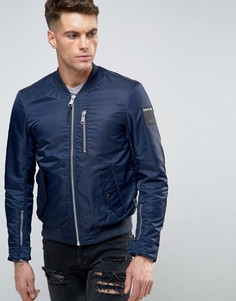 Куртка-пилот Replay - Темно-синий