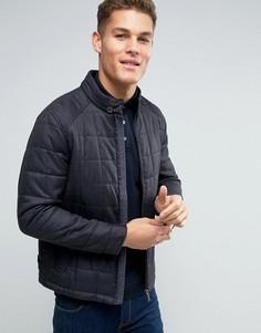 Стеганая куртка Ted Baker - Серый