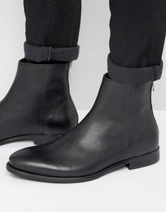 Ботинки с молнией Paul Smith Jean - Черный