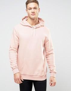 Свитшот с капюшоном New Look - Розовый