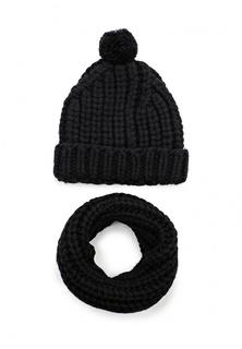 Комплект шапка и снуд Fete