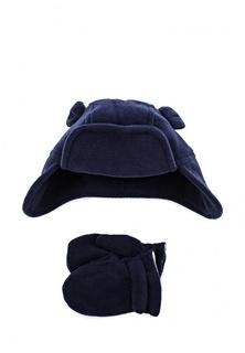 Комплект шапка и варежки Gap