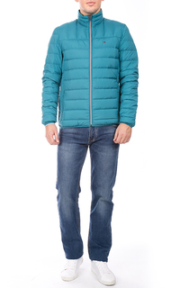 стеганая куртка на натуральном пуху Tommy Hilfiger
