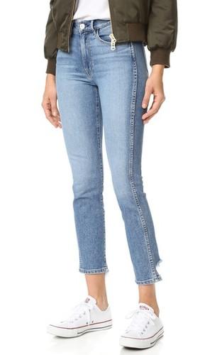 Прямые укороченные джинсы W3 Authentic