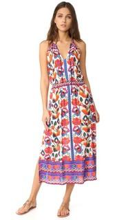 Миди-платье Antigua Nanette Lepore