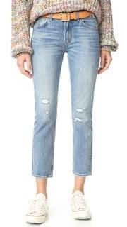 Узкие укороченные прямые джинсы 505 C Levis®