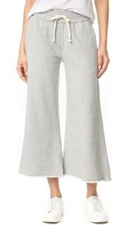 Укороченные потрепанные домашние брюки Roller Mother