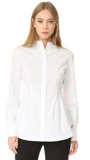 Блуза на пуговицах Antonio Berardi