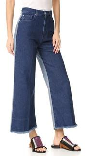 Расклешенные джинсы Cedric Charlier