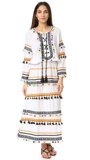 Длинное платье Yehoray