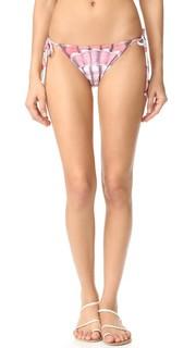 Плавки бикини с завязками по бокам Mara Hoffman