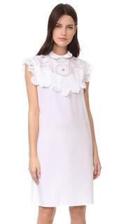 Платье без рукавов Nina Ricci