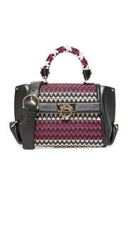 Маленькая сумка-портфель Sofia Salvatore Ferragamo