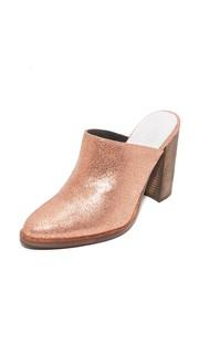 Туфли без задников Luna на высоких каблуках Freda Salvador
