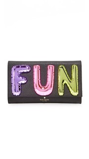 Клатч Fun Balloon Kate Spade New York