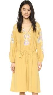 Платье Danah Antik Batik