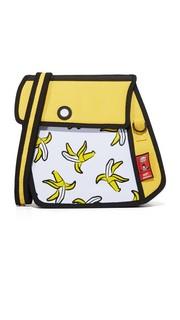 Сумка на ремне Rodnik x JumpFromPaper с изображением банана