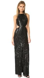 Платье Parker Black Paulina