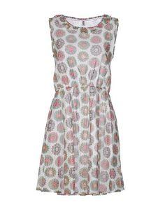 Короткое платье Moschino Swim
