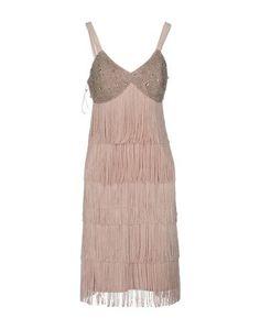 Платье до колена Carlo Pignatelli Cerimonia