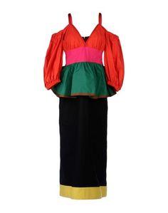 Платье длиной 3/4 ISA Arfen