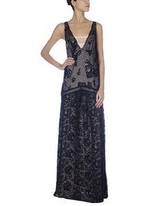 Длинное платье Miguel Palacio FOR Hoss Intropia