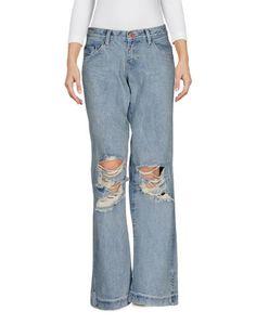 Джинсовые брюки ONE X Oneteaspoon
