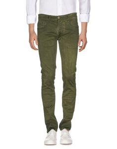 Джинсовые брюки ONE Green Elephant