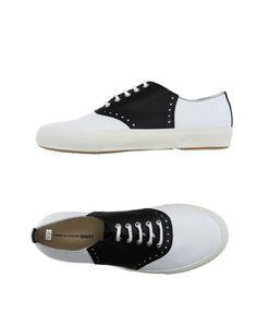 Низкие кеды и кроссовки Comme DES GarÇons