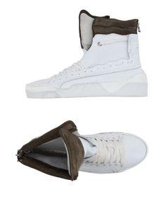 Высокие кеды и кроссовки Bottega Marchigiana