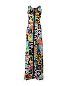 Длинное платье KTZ