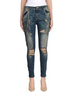 Джинсовые брюки Kor@Kor