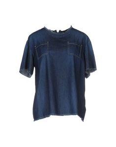 Джинсовая рубашка Space Style Concept