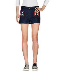 Джинсовые шорты Miu Miu