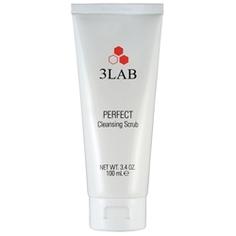 3LAB Скраб для лица идеальный очищающий 100 мл