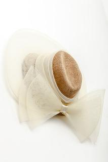 Шляпка, заколка Anastasiya Usoltseva