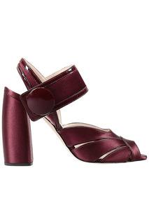 босоножки на каблуках Miu Miu