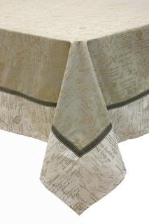 Скатерть 160х400 с салфетками NATUREL