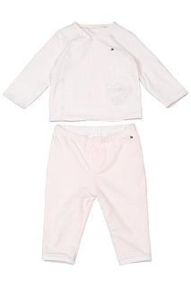 Комплект: футболка и брюки Tommy Hilfiger kids