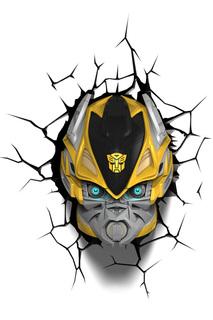 3D светильник Transformers