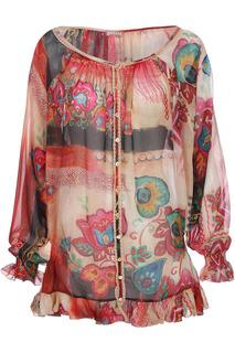 блузка Galliano