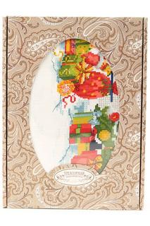 Скатерть уголок 140х140 Трехгорная мануфактура