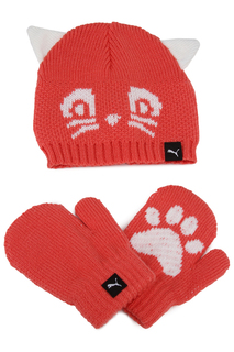 Набор: Шапка и перчатки Puma