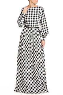 Платье макси NATALIA PICARIELLO