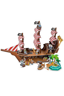 "3D Пазл ""Пиратский корабль"" Melissa & Doug"