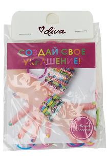 Набор для плетения браслетов Diva
