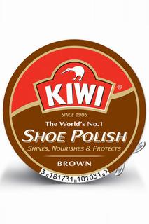 Крем для обуви в банке KIWI